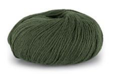 Du store Alpakka Sterk Ullmix 50 g Flaskegrønn 860