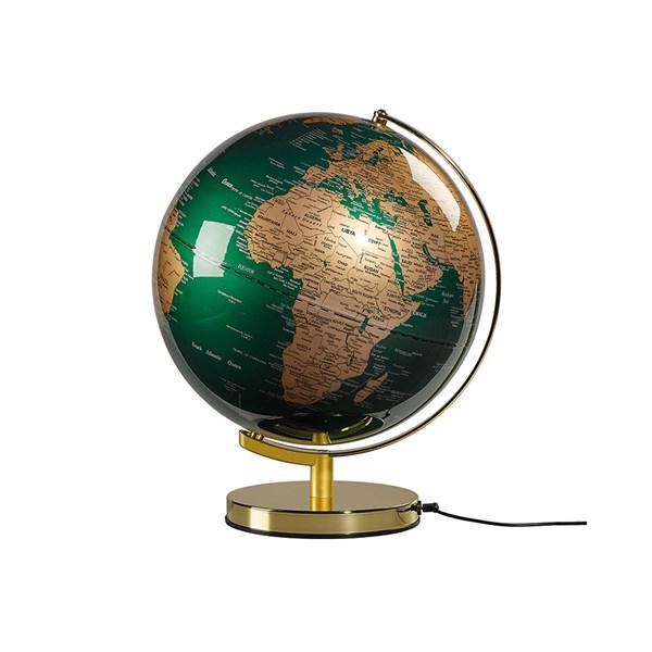 Fantastisk Globus Lampe Grønn & Messing, Ohlsson & Lohaven- lamper | Adlibris UR-23