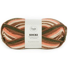 Adlibris Socki Garn Ullmix 100g the Gentleman's Choice B023
