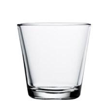 Glass, Kartio, 2-pack, 21 cl, Klar, Iittala