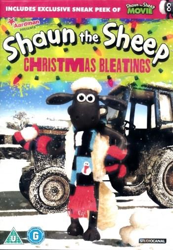 Shaun the Sheep - Christmas bleatings  Optimum Releasing