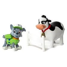 Rocky & Bettina Rescue Set, Paw Patrol