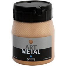 Art Metal metallimaali, 250 ml, medium kulta
