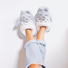 Totoro Tøfler