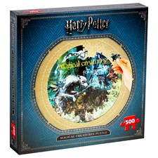 Pussel, Harry Potter: Magical Creatures, 500 bitar