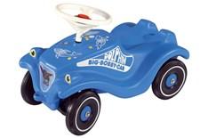 Big Bobby Car Classic blå, Polis / Dolphin