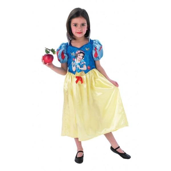 4b2e48819338 KLASSISK SNÖVIT STORYT (Small), Rubies UK - maskeradkläder barn ...