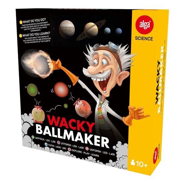 Wacky Ballmaker  Alga - experiment- & aktivitetslådor