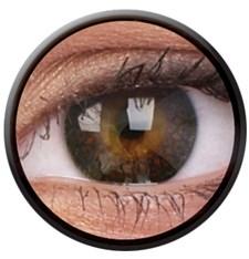 Värilliset linssit eyelush choco