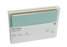 Basic Korttisetti - 36 kpl, B6/ B6, 120 & 220 gr