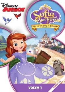 Sofia den första - Vol 1 -  Det var en gång en prinsessa