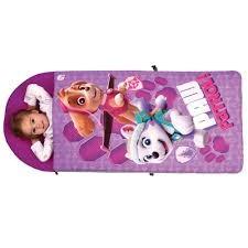 Sovsäck, Paw Patrol Pink Preschool