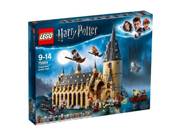 Stora salen på Hogwarts™, LEGO Harry Potter (75954)
