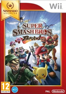 Super Smash Bros - Brawl - Nintendo Selects