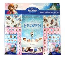 Pysselset Klistermärken Frost Sense 500-pack