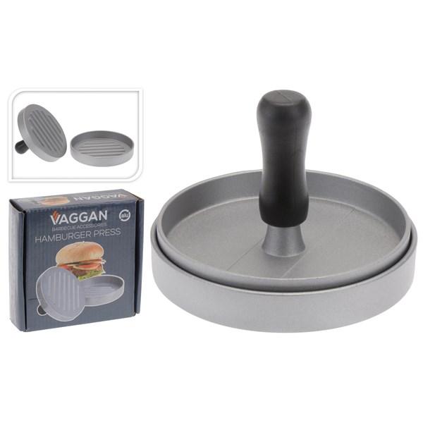 Hamgburgerpress Cast Alu Body  Övriga varumärken - grilltillbehör