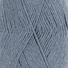 Drops Nord Uni Colour Lanka Alpakkasekoitus 50g Jeans Blue 16