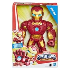 Super Hero Adventures Mega Iron Man, Toimintahahmo