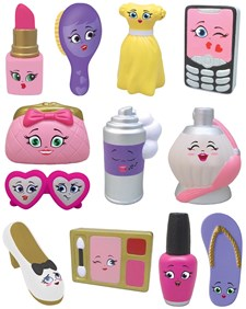 Blind bag, Accessory Squeezy, Kawaii Squeezies