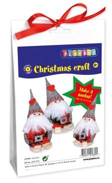 Materialsett, Jul, Nisser, Playbox