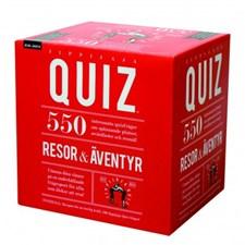 Quiz 550 Resor & Äventyr, Jippijaja (SE)