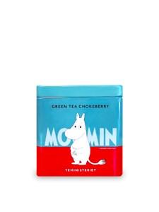 Teministeriet Moomin Te Green Tea Chokeberries 100 g