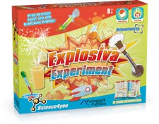 Explosiva Experiment, Science4you