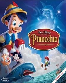 Disney Klassiker 02 - Pinocchio (Blu-ray)