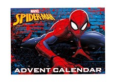 Adventskalender, Accessoarer och Figurer, Spiderman