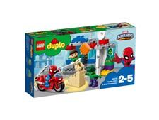Spider-Man & Hulks äventyr, LEGO DUPLO Super Heroes (10876)
