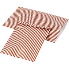 Papperspåsar Randig 11,5x21 cm 12 st