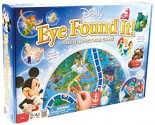 Eye found it- Disney, Tactic