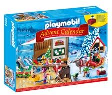Adventtikalenteri, Tonttuverstas, Playmobil (9264)