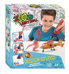 Wild Fun, Design Studio, IDO3D Vertical