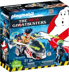 Stantz med flybike, Playmobil Ghostbusters (9388)