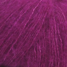 Brushed Alpaca Silk Drops design 25 g purple 09