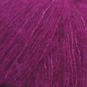 Drops Brushed Alpaca Silk Uni Colour Garn 25 g lila 09