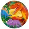 Dinosaurie tallrikar, 8 st