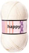Happy 100g Luonnonvalkoinen (52101)