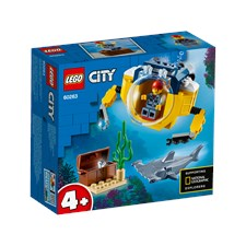 Mini-ubåt, LEGO City Oceans (60263)