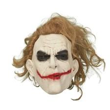 Jokerinaamio Hiuksilla