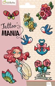 Tattoo' Mania, Fe