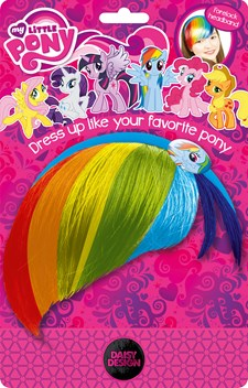 Diadem med lugg, Rainbow Dash, My Little Pony