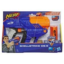 Nerf Elite Shellstrike DS 6 Blaster