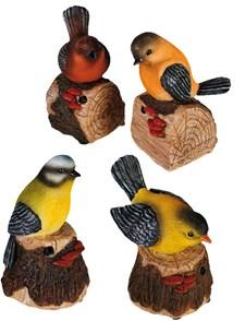 Lintu Liiketunnistimella ja Äänitehosteilla