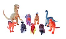 Dinosaurier 9-pack