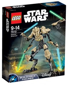 General Grievous, Lego Star Wars