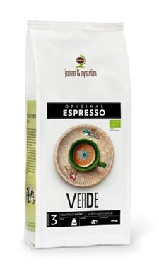 Johan & Nyström Kaffe Espresso Verde Hela Bönor 500 g