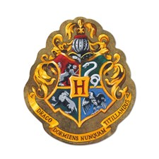Harry Potter Musematte Hogwarts