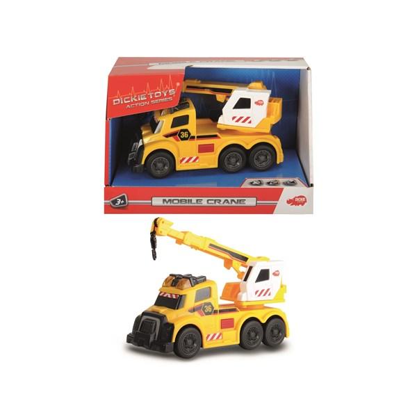 Kranbil 15 cm  Dickie toys  Dickie Toys - leksaksbilar & fordon